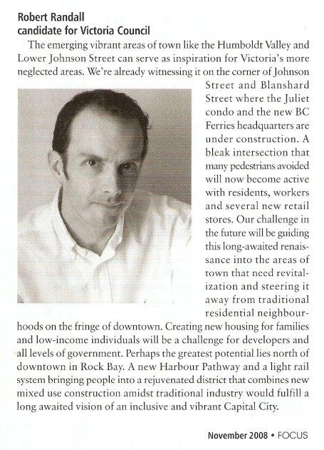 Focus Magazine November 2008